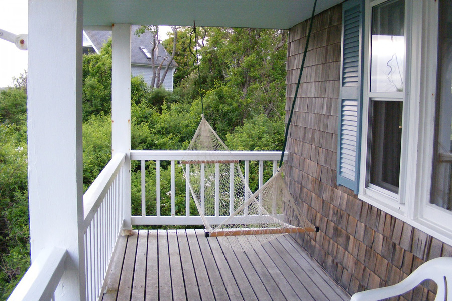 Residential Decks Railings Platinum Brush Painting